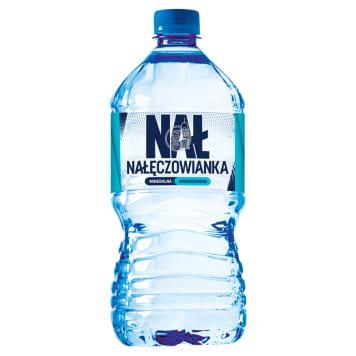 NAŁĘCZOWIANKA Naturalna woda mineralna niegazowana 1l