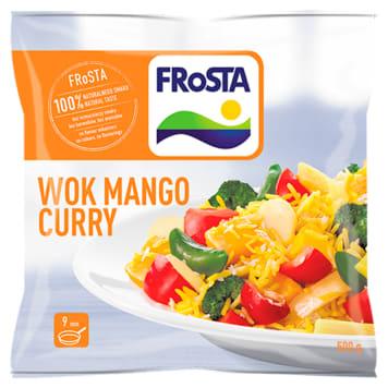 FROSTA Wok mango curry 500g