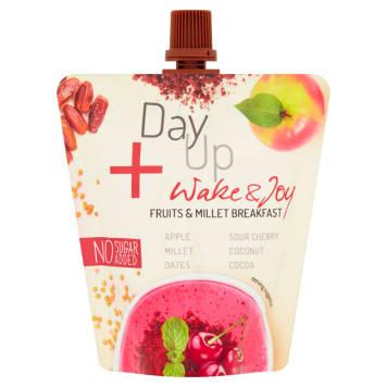 DAYUP Wake & Joy Owocowo-kokosowa jaglanka jabłko - wiśnia 120g