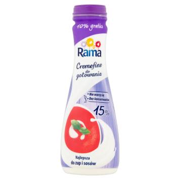 RAMA Cremefine Mix do gotowania 15% tłuszczu 250g