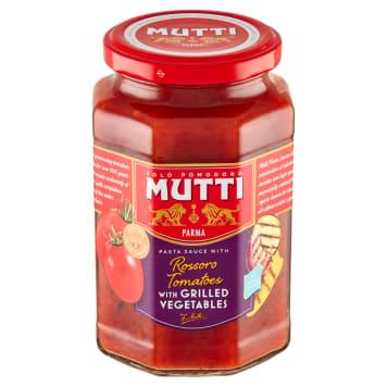 MUTTI Sos pomidorowy z grillowanymi warzywami 400g