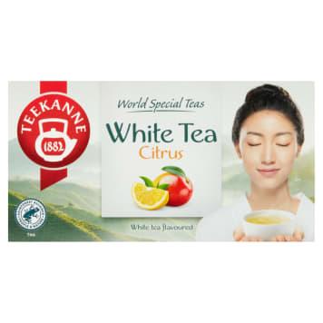 TEEKANNE World Special Teas Herbata biała aromatyzowana Citrus 20 torebek 25g
