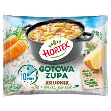 HORTEX Gotowa zupa krupnik z pęczakiem 450g