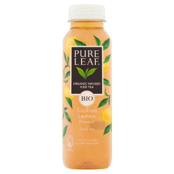 PURE LEAF Napój herbaciany o smaku cytrynowym BIO 330ml