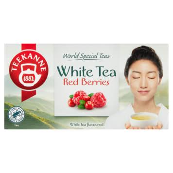 TEEKANNE World Special Teas Herbata biała aromatyzowana Red Berries 20 torebek 25g