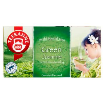 TEEKANNE World Special Teas Herbata zielona aromatyzowana Green Jasmine 20 torebek 35g