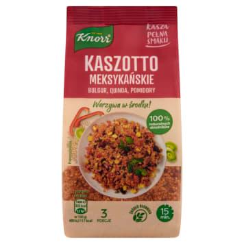 KNORR Kasza Pełna Smaku Kaszotto meksykańskie 150g