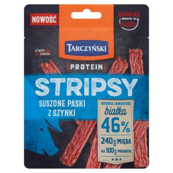 TARCZYŃSKI Stripsy suszone paski z szynki 50g