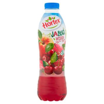 HORTEX Napój jabłkowo wiśniowy 1l