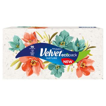 Wysokiej jakości, miękkie chusteczki Velvet Dream – pogromcy największego kataru!