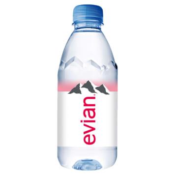 Woda mineralna- Evian. Najlepiej rozpoznawalna woda mineralna na świecie