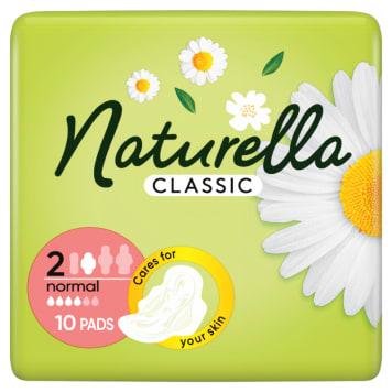 Podpaski higieniczne - Naturella Classic. Produkt najwyższej jakości.