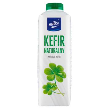MILKO Kefir naturalny 1l