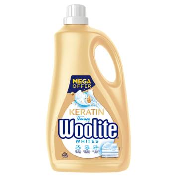 WOOLITE Płyn do prania tkanin białych i jasnych kolorów 3.6l