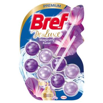 BREF DeLuxe Zawieszka do WC -  Magiczny Kwiat 2x50g 1szt