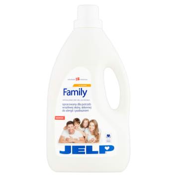 JELP FAMILY Hipoalergiczny żel do prania do kolorów 2l