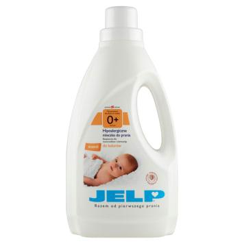 JELP 0+ Hipoalergiczne mleczko do prania koloru 1.5l
