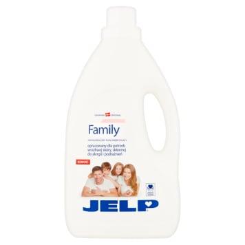 JELP FAMILY Hipoalergiczny płyn do płukania 2l