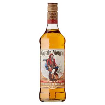 Spiced Gold Rum 700ml - Capitan Morgan. Rum Captain Morgan, nie często spotykany w klepach.