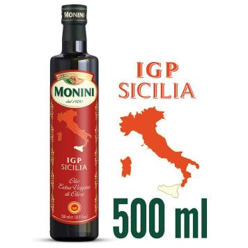 MONINI Oliwa z oliwek extra virgin DOP Sicilia 500ml