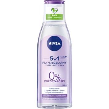 NIVEA Sensitive 3w1 Płyn micelarny (skóra sucha i wrażliwa) 200ml