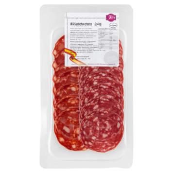 Salchichon chorizo 2 x 40 g - Joty Mix. Ekskluzywna kiełbasa naturalnie dojrzewająca.