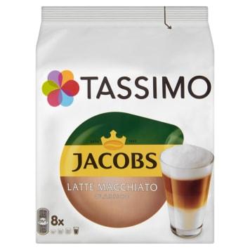 Kawa w kapsułkach - Tassimo Jacobs Latte Macchiato
