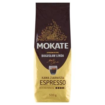 MOKATE Espresso Kawa ziarnista 500g
