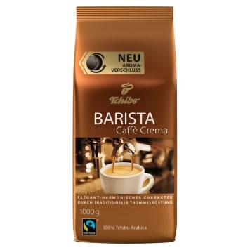 TCHIBO Barista Caffe Crema Kawa palona ziarnista 1kg