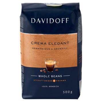 DAVIDOFF Café Creme Kawa palona ziarnista 500g