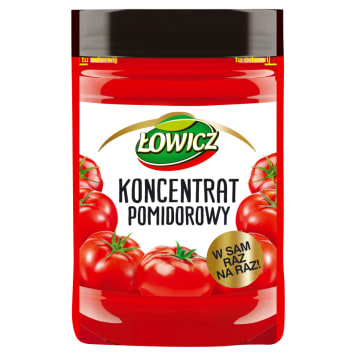 ŁOWICZ Tomato concentrate 30% 80g