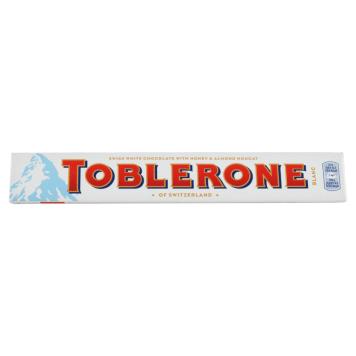 TOBLERONE Czekolada biała 100g