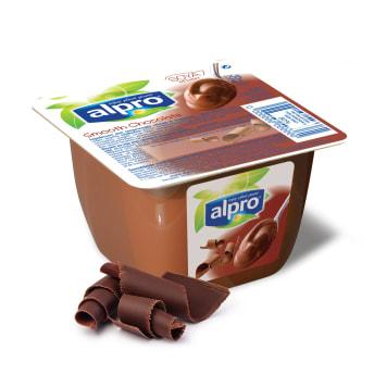 Deser sojowy - ALPRO SOYA. Połączenie walorów smakowych i zdrowotnych.