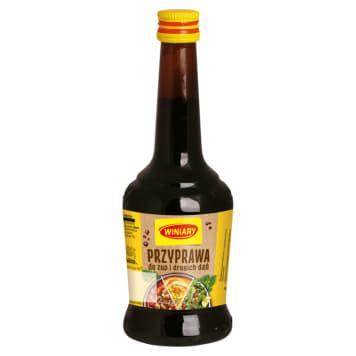 Winiary - Przyprawa do zup, sosów i sałatek. Nada fantastycznego aromatu każdej potrawie.