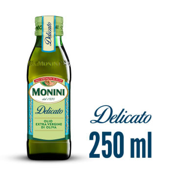 MONINI Delicato Oliwa z oliwek extra vergine 250ml