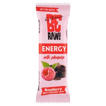 BE RAW! Baton Raspberry choco power 40g