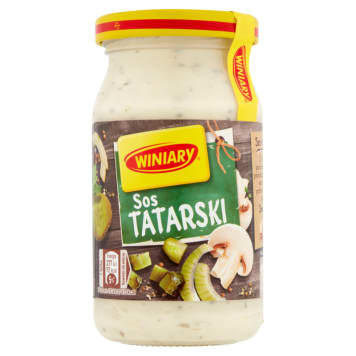 Sos majonezowy tatarski 250ml - Winiary