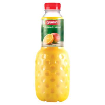 GRANINI Nektar Pomarańcza-Mango 1l