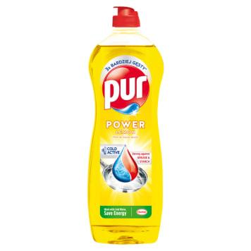 PUR Sekrety Kucharza Płyn do mycia naczyń - Lemon 750ml