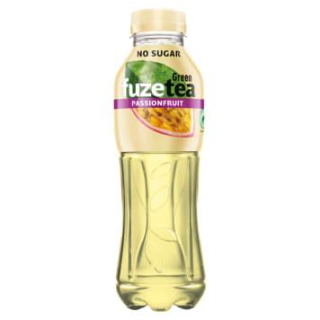 FUZETEA ZERO Napój z ekstraktem z zielonej herbaty o smaku marakui 500ml