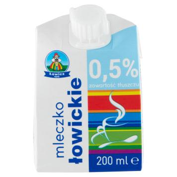 Mleczko do kawy UHT 0,5% - OSM Łowicz