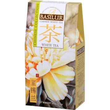 BASILUR Chinese Collection Herbata biała 100g