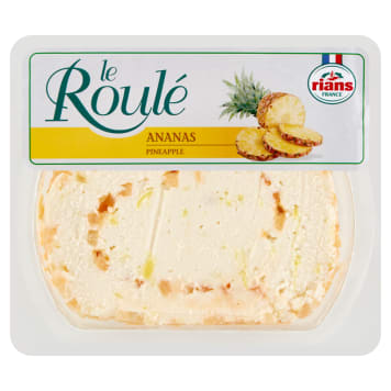 RIANS Roule z ananasem 125g