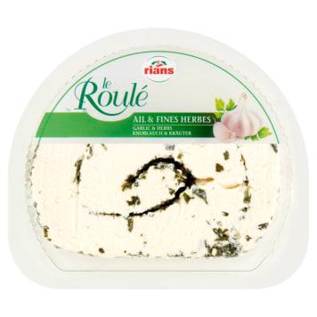 RIANS Roule z ziołami i czosnkiem 125g