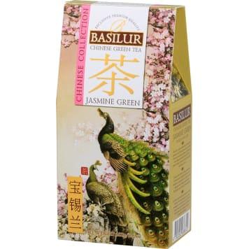 BASILUR Chinese Collection Zielona herbata jaśminowa  100g