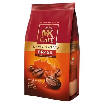 Brazylijska kawa ziarnista Arabika - MK Cafe