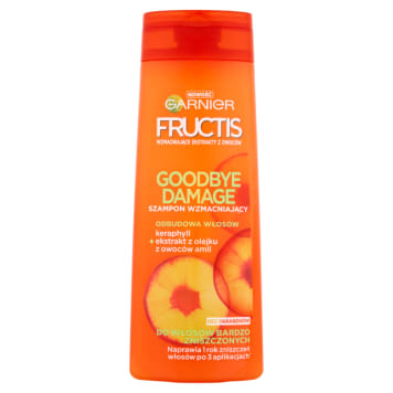 GARNIER Fructis Goodbye Damage Szampon 400ml