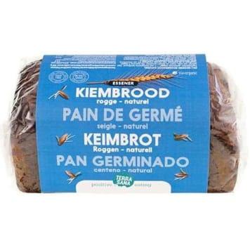 TERRASANA Chleb esseński żytni BIO 400g