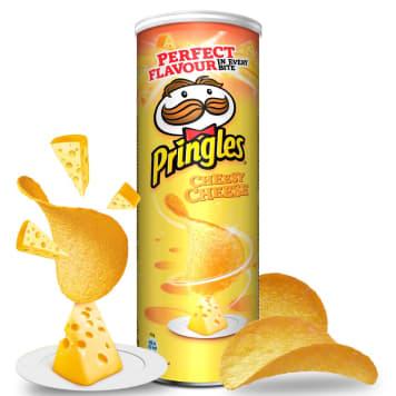 PRINGLES - Chipsy Ser. Smaczna i sycąca przekąska
