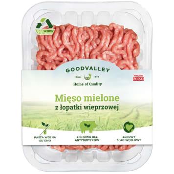GOODVALLEY Z chowu bez antybiotyków Mięso mielone z łopatki wieprzowej 400g